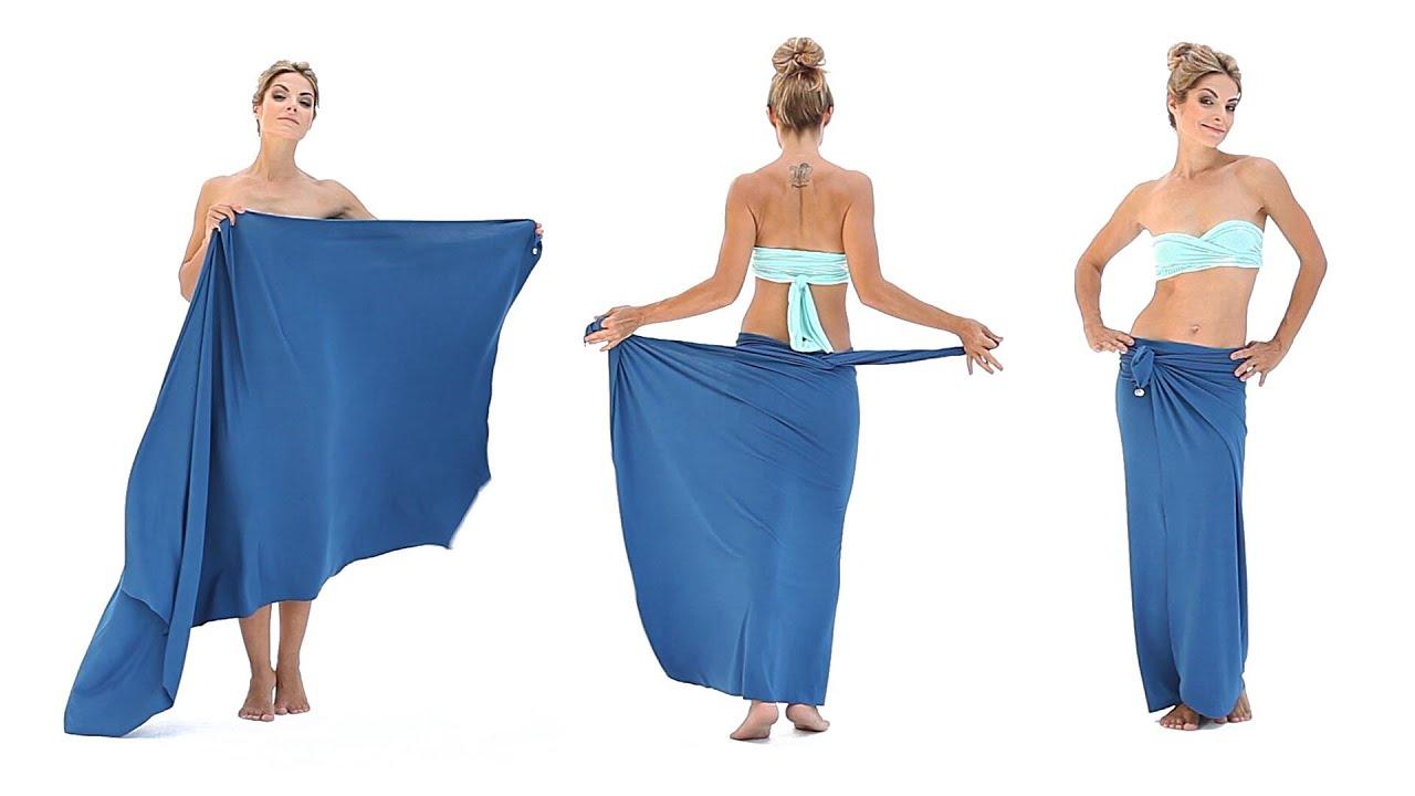 Как сшить длинную узкою юбку