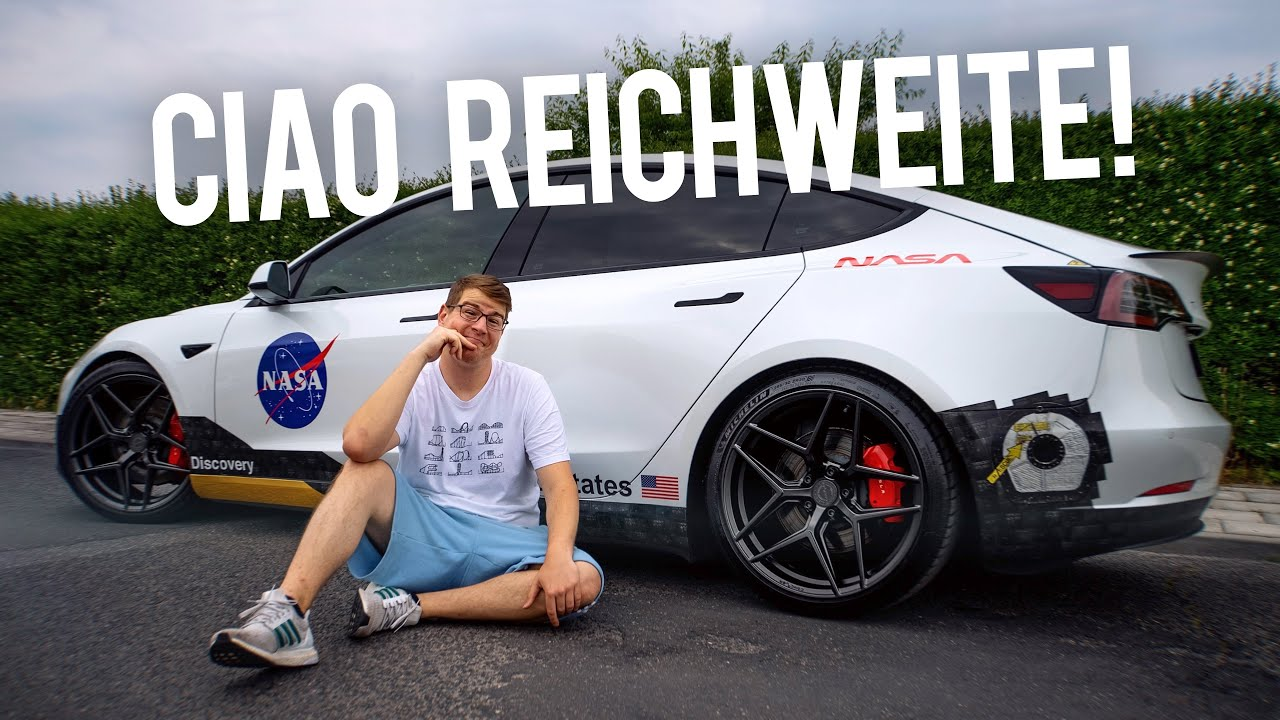 Bereue ich meine neuen Tesla Felgen?