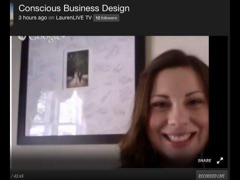 Conscious Business Design