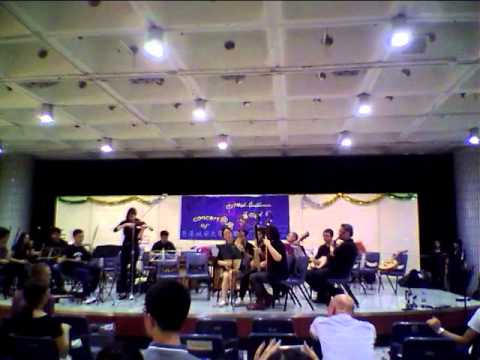 City University of Hong Kong Chinese Orchestra Mid-Autumn Festival Concert