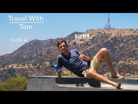 How Not To Travel California - Hitchhiking Mode Level 1000 - VLOG 4