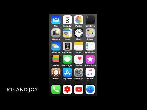 Fingal Tweak iOS 11.3.1