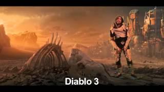 "Diablo 3 ""Boyfriend"" (Justin Bieber Parody) - TerenceJayMusic"