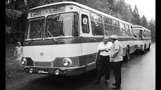 Автобусы СССР. . ПАЗ-672. ЛиАЗ-677. ЛАЗ-695. ЛАЗ-699 турист. Икарус-256. ТВ 5 Канал Украины про нас.