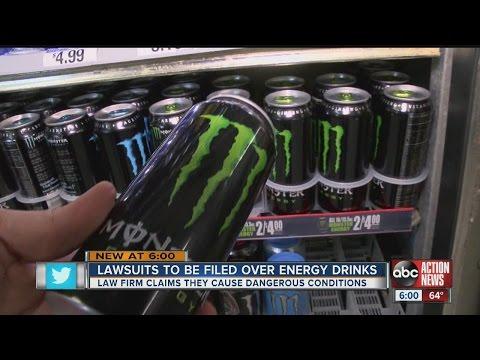 Monster Energy drink lawsuit