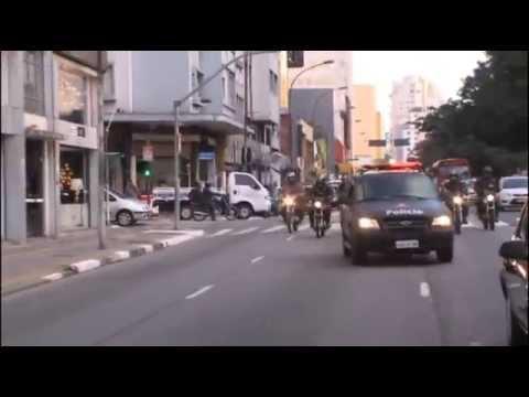 Policia Civil desvenda esquema de prostituição em São Paulo 01 - Na integra