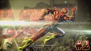 DC Universe Online How To Access More Of The SpeedForce (The Flash)