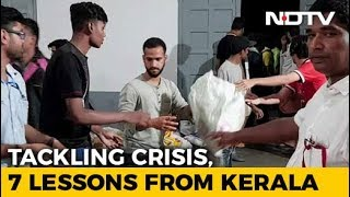 Kerala Floods: Seven Lessons In Tackling A Crisis