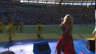 Закрытие ЧМ 2014 (Shakira-La La)