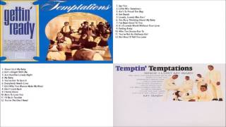 The Temptations 'Gettin' Ready/Temptin' Temptations' [HD] with Playlist