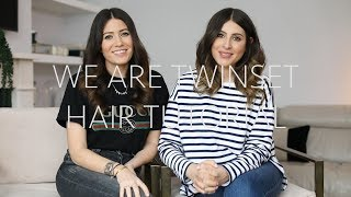 HAIR TUTORIAL : Our step-by-step guide to creating soft, undone waves | WE ARE TWINSET