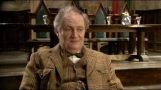 Harry Potter and the Half Blood Prince Interview - Jim Broadbent