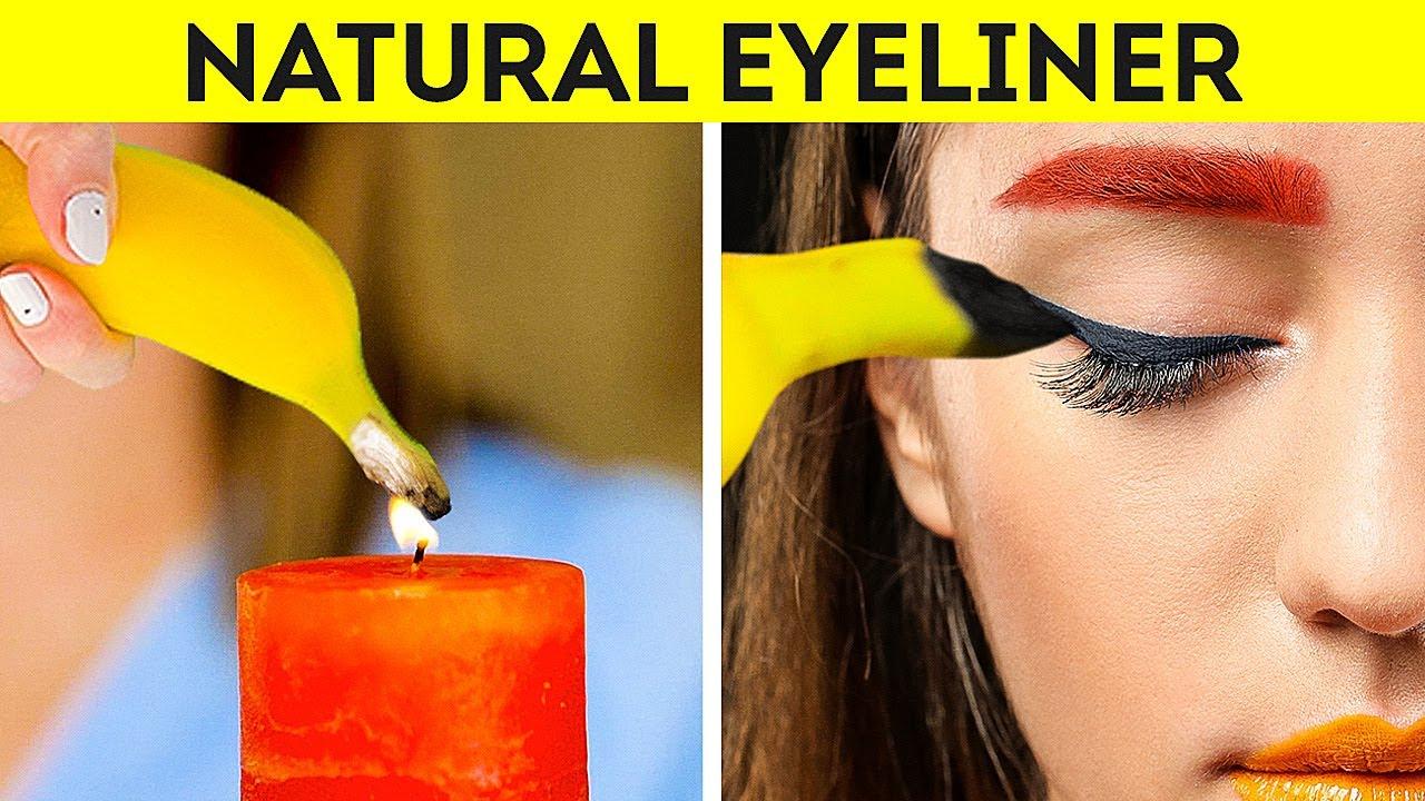 Natural Beauty Hacks and Makeup tricks