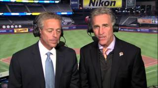 Thom Brennaman impressed with Raisel Iglesias and his demeanor