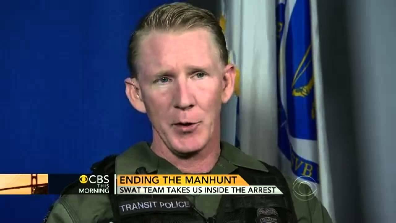 Swat Team Takes Us Inside Boston Bomber Arrest Youtube