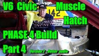 V6 Civic Phase 4 -  part 4 version 2 better audio