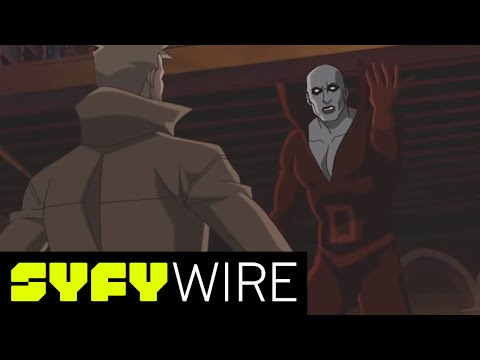 Justice League Dark Premiere with Matt Ryan and the Cast | Syfy Wire