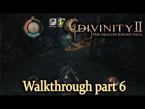 Divinity 2: The Dragon Knight Saga - walkthrough part 6 - 1080p 60fps - No commentary