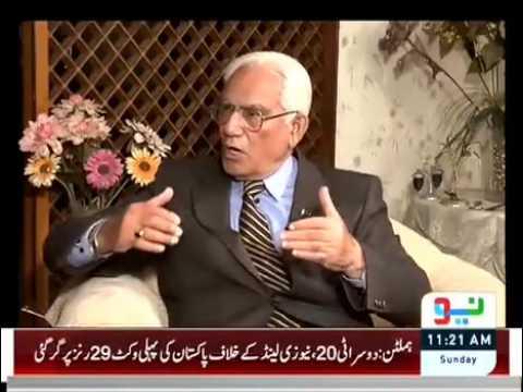 Halwa Puri - Ahmad Raza Khan Kasuri (Politician) - Neo Tv