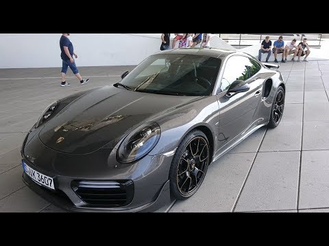 2018 porsche turbo. wonderful turbo porsche 911 turbo s 2018 exclusive series test drive review on porsche turbo 9
