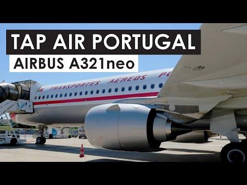[Flight Report] TAP AIR PORTUGAL   Lisbon ✈ Paris   Airbus A321neo   Business