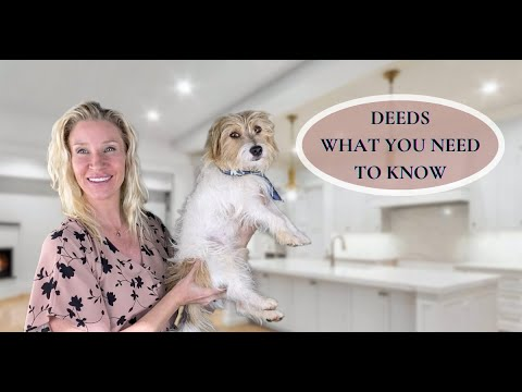 🏘  Types of Deeds for Home Sellers and Buyers on The Main Line PA ✅