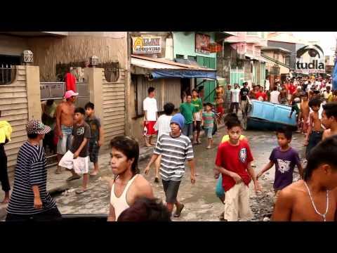 Brgy. San Roque, Navotas violent dispersal