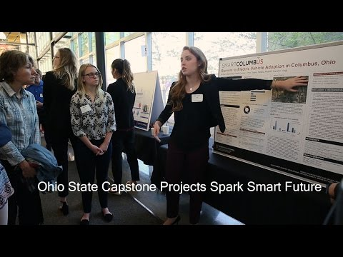 Ohio State Capstone Projects Spark Smart Future