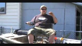 Ugly Stik-Shakespeare Fishing Tackle Review With FATBOY DAN