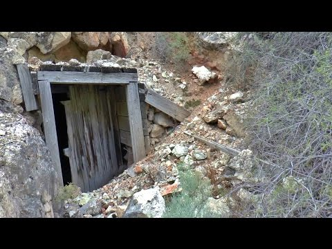 Into the Abandoned Constitution Mine and...