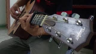 Hình bóng của mây- Guitar solo