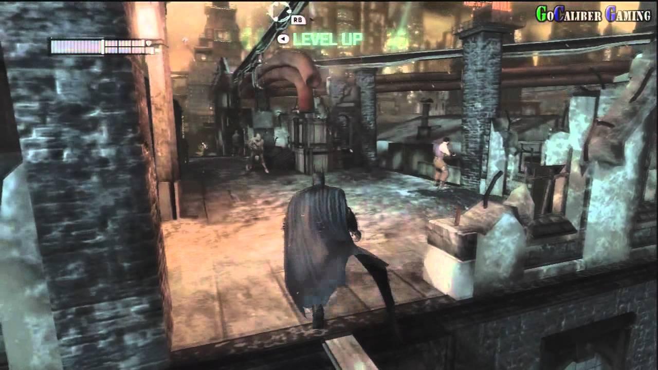 BATMAN: Arkham City - Walkthrough Part 44 - YouTube