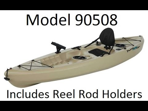 Lifetime Muskie Angler Sit-On-Top Kayak Review  