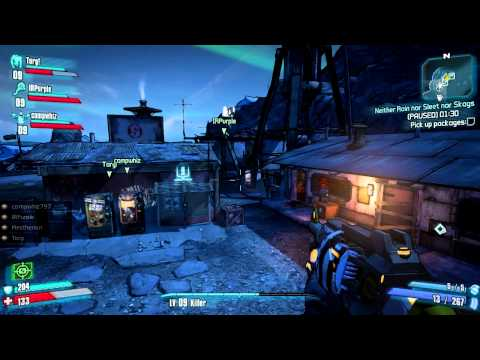 Let's Play Borderlands 2 Ep. 07 - Steam, Valve and Gearbox
