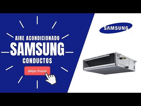 Aire Acondicionado Por Conductos Samsung Serie Premium