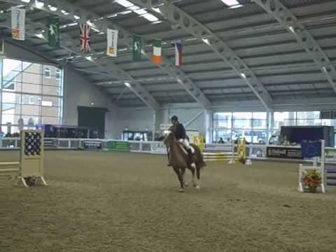 Show Jumping Aintree 75cm Unaffiliated Showjumping Final