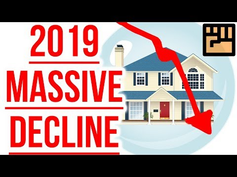 HUGE Real Estate Price Drops in 2019! - BUBBLE Pop is Months