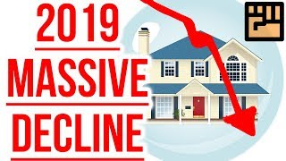 HUGE Real Estate Price Drops in 2019! - BUBBLE Pop is Months Away!