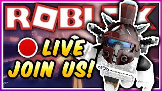 🔴 Roblox: JAILBREAK AND PHANTOM FORCES UPDATE!! 🔴 VIP Servers with Fan & Friends! Come Join Us!