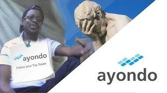 Der Versuch 1000 Euro bei ayondo zu investieren