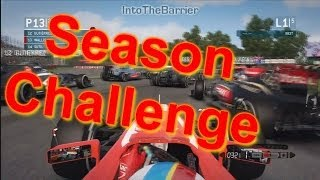 F1 Game 2013 - Season Challenge: Episode 1 Thumbnail