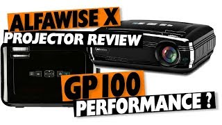 ALFAWISE X Review: HD Budget Projector As Cheap As The Vivibright GP100 ?