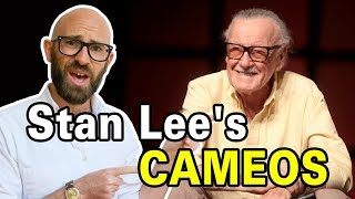 How Did the Whole Stan Lee Cameo Thing Start? (And the Hilariously Awkward Way He Met His Wife)