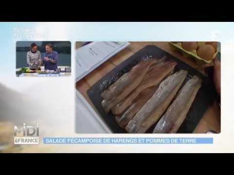 recette-:-salade-fécampoise-aux-harengs-et-pommes-de-terre