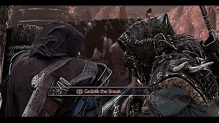 How To Kill A WARCHIEF - Middle Earth Shadow Of Mordor Gameplay (PC)