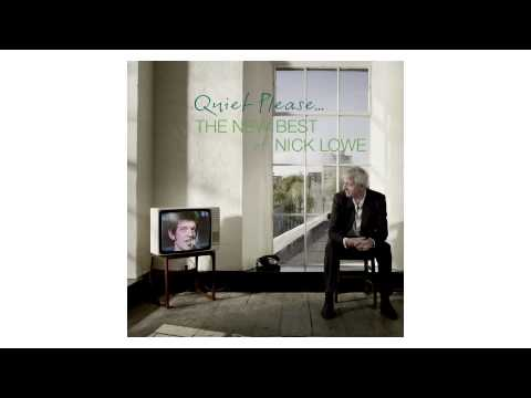 """Nick Lowe - """"The Gee And The Rick And The Three Card Trick"""" (Official Audio)"""