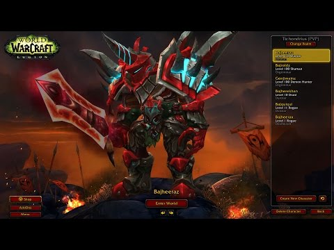 Bajheera - 2500+ Arms Warrior 3v3 as WMP w/ Venruki & Maypriest - WoW 7.1.5 Legion PvP