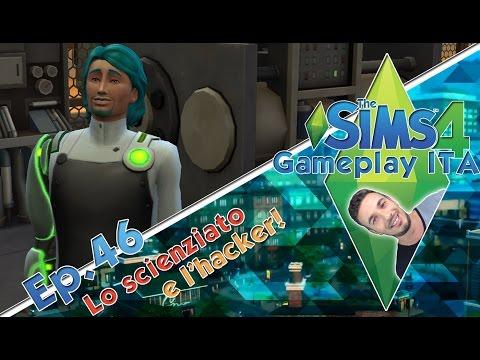 Lo scienziato e l'hacker!The sims 4#46
