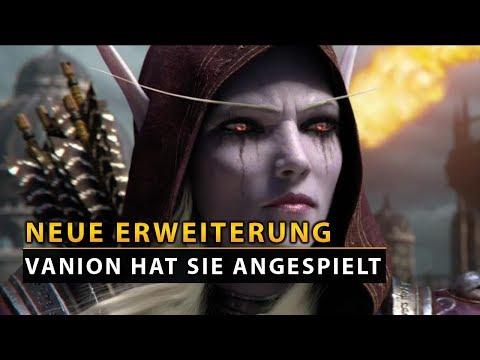 Angespielt - WoW: Battle for Azeroth - Vanions Ersteindruck