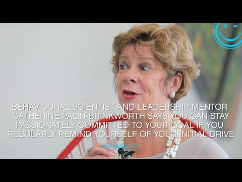 Catherine Palin Brinkworth - Trouble Staying Committed Don't Forget Your Passion - Passion Sundays